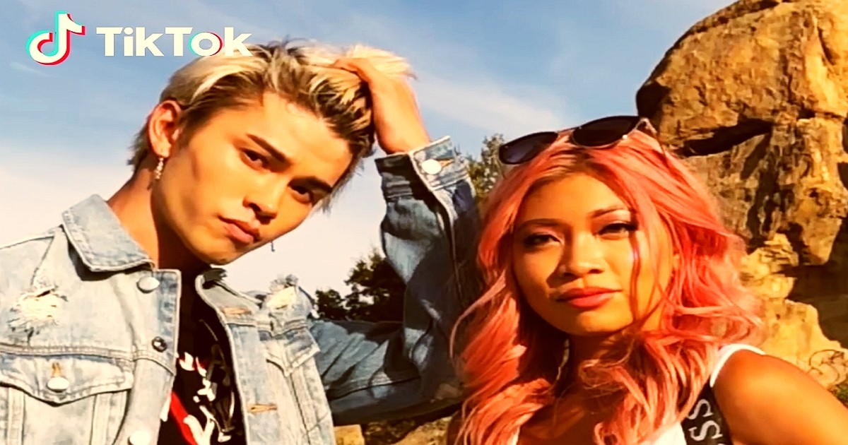 TikTok Features New Guess Campaign Online 1